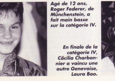 Swiss Championship 1993